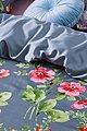 Wendebettwäsche »Claudi«, Essenza, mit prächtigen Blumen, Bild 1