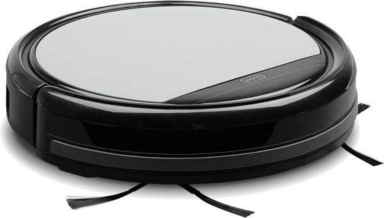 Medion® Saugroboter MD 18500 grau -Tierhaar optimiert + virtuelle Wand