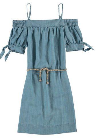 GARCIA Платье джинсовое (Набор 2 части с реме...