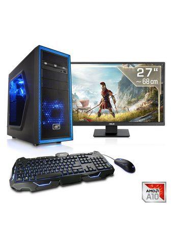 CSL Procesorius PC | AMD A10-9700 | Radeon...