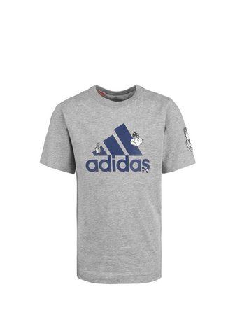 ADIDAS PERFORMANCE Marškinėliai »Jb Badges«