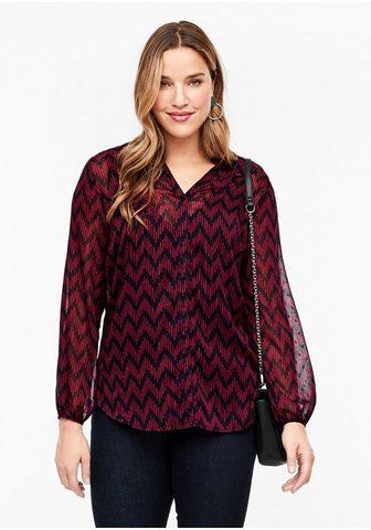 TRIANGLE Блуза