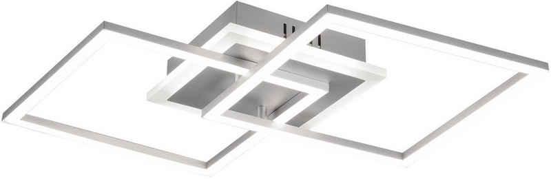 TRIO Leuchten LED Deckenleuchte »Amy«, LED Deckenlampe