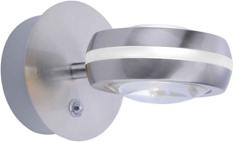TRIO Leuchten LED Wandleuchte »VISTA«
