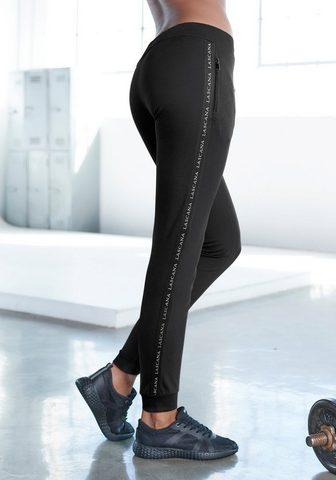 LASCANA ACTIVE Sportinės kelnės su Reißverschluss kiš...