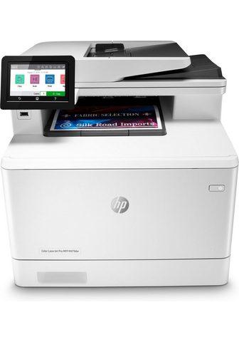 HP Color LaserJet Pro MFP M479dw »herausr...