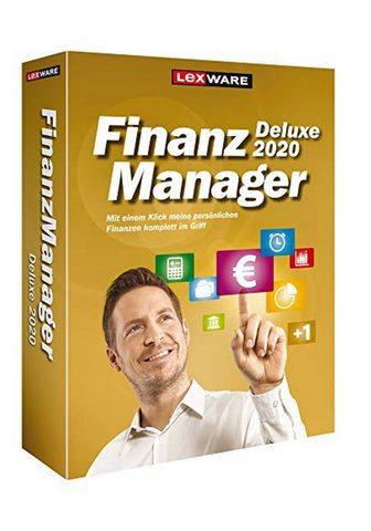 LEXWARE FinanzManager Deluxe 2020 »Schaltzentr...