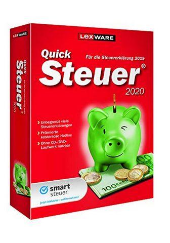 LEXWARE QuickSteuer »2020«
