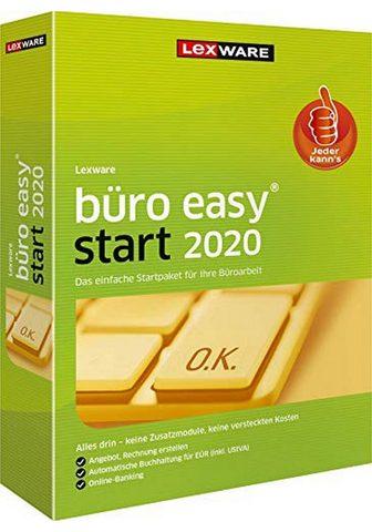 LEXWARE Büro easy Start 2020 Jahresversion »Ei...