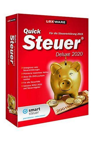 LEXWARE QuickSteuer Deluxe »2020«