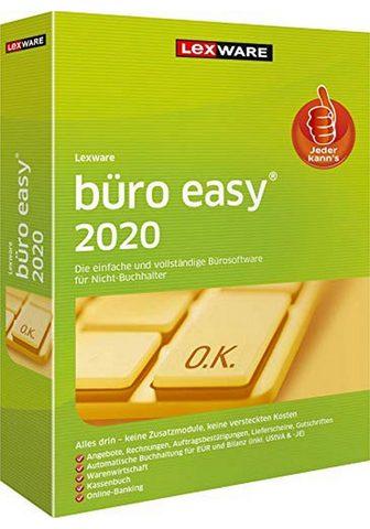 LEXWARE Büro easy 2020 Jahresversion »Einfache...