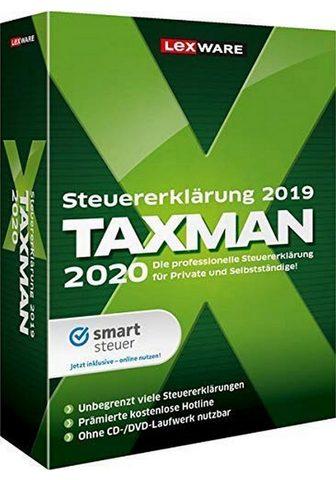 LEXWARE TAXMAN 2020 »sichere ir erfolgreiche S...