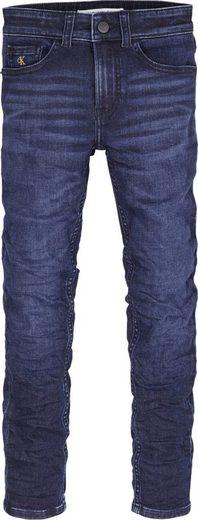 Calvin Klein Jeans Skinny-fit-Jeans »SKINNY ESSENTIAL DARK BL«