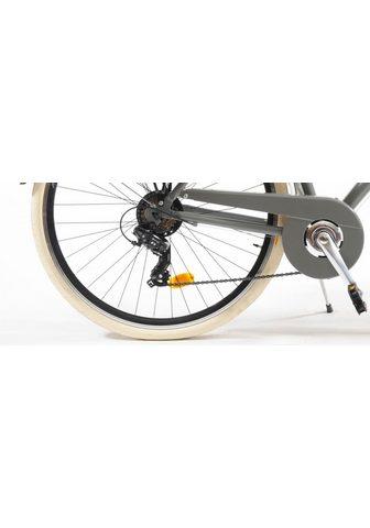 VENICE - I LOVE ITALY Dviratis »Citybike 605 Alu Man« 6 Gang...