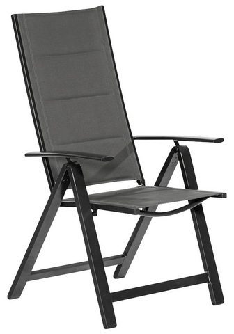 MERXX Sodo kėdė »Florenz« Aluminium/Textil