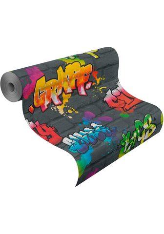 RASCH Popieriniai tapetai »Kids & Teens III«...