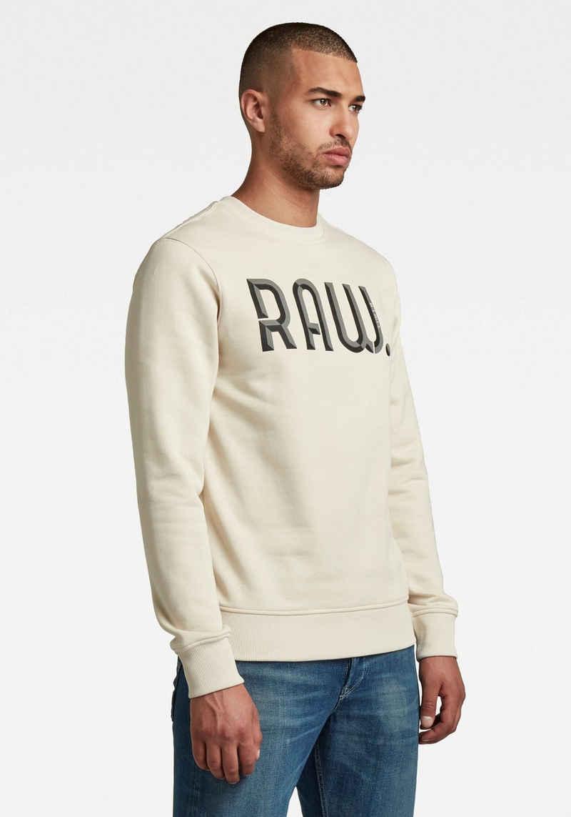 G-Star RAW Sweatshirt »3D Raw. sw-Ashor«