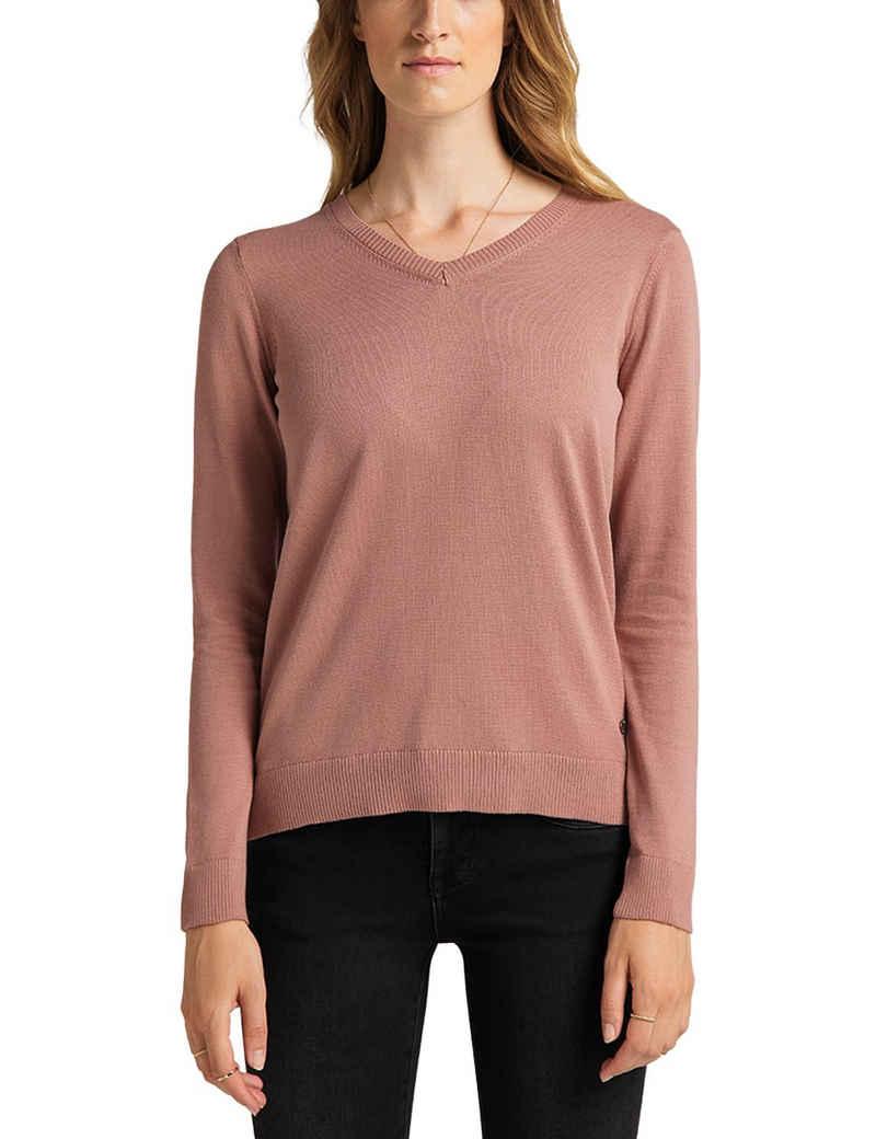 MUSTANG Sweatshirt »Carla V Basic«