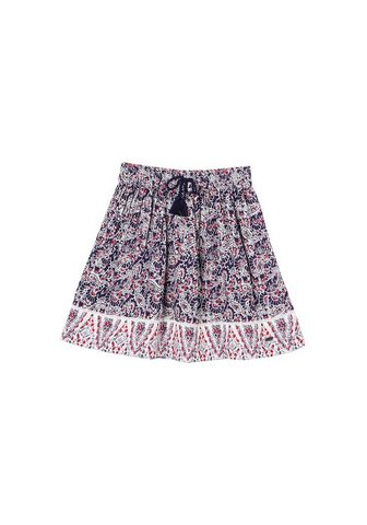 KAPORAL Vasarinis sijonas su puikus raštas