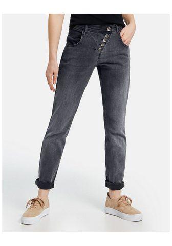 TAIFUN Kelnės Džinsai trumpesnio ilgio »Jeans...