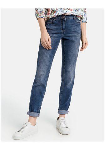 TAIFUN Kelnės Džinsai ilgis »Jeans Straight T...