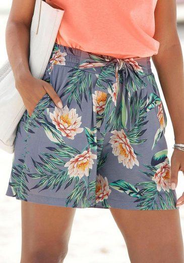 s.Oliver Beachwear Strandshorts in weiter Form