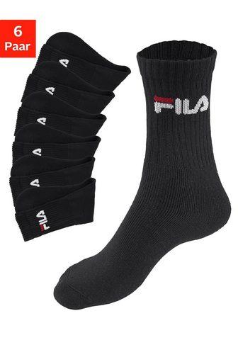 FILA Sportinės kojinės (6 poros)