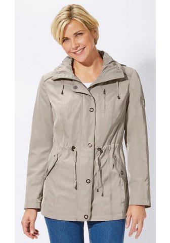 Куртка с модный Faltenlegung