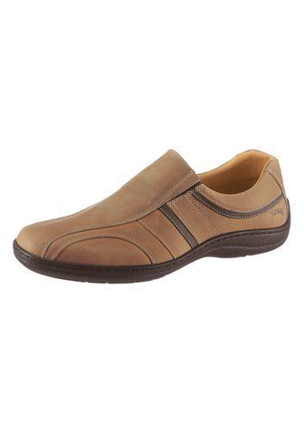 Туфли-слиперы с sportiven Streifen