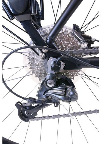 PERFORMANCE Велосипед туристический 27 Gang Shiman...