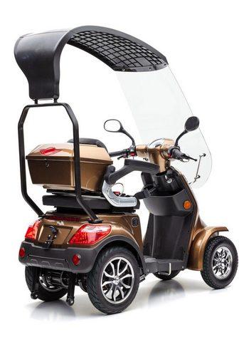 ECONELO Elektrinis motoroleris »JD 4000 braun«...