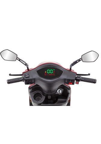ECONELO Elektrinis motoroleris »JL1000« 1000 W...