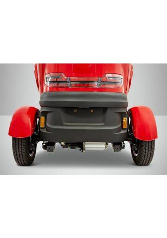 ECONELO Elektrinis motoroleris »F1« 2500 W