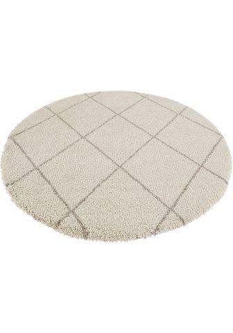 LEONIQUE Ilgo plauko kilimas »Belle« ovali aukš...