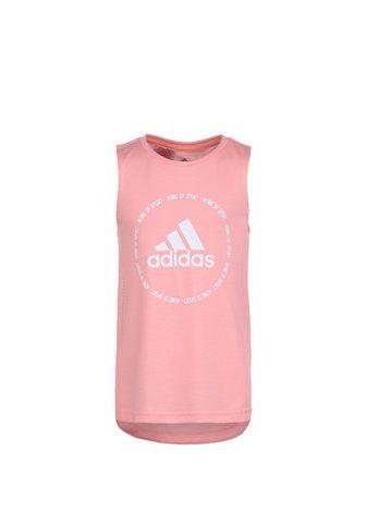 ADIDAS PERFORMANCE Marškinėliai be rankovių »Bold Prime«