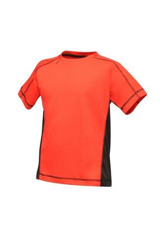 REGATTA Marškinėliai »Activewear Vaikiški Beij...