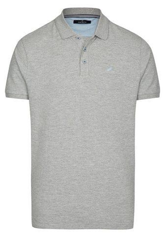 DANIEL HECHTER Piquee Polo marškinėliai