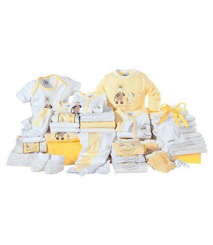 Klitzeklein Erstausstattungspaket (Set, 42-tlg.), für Babys