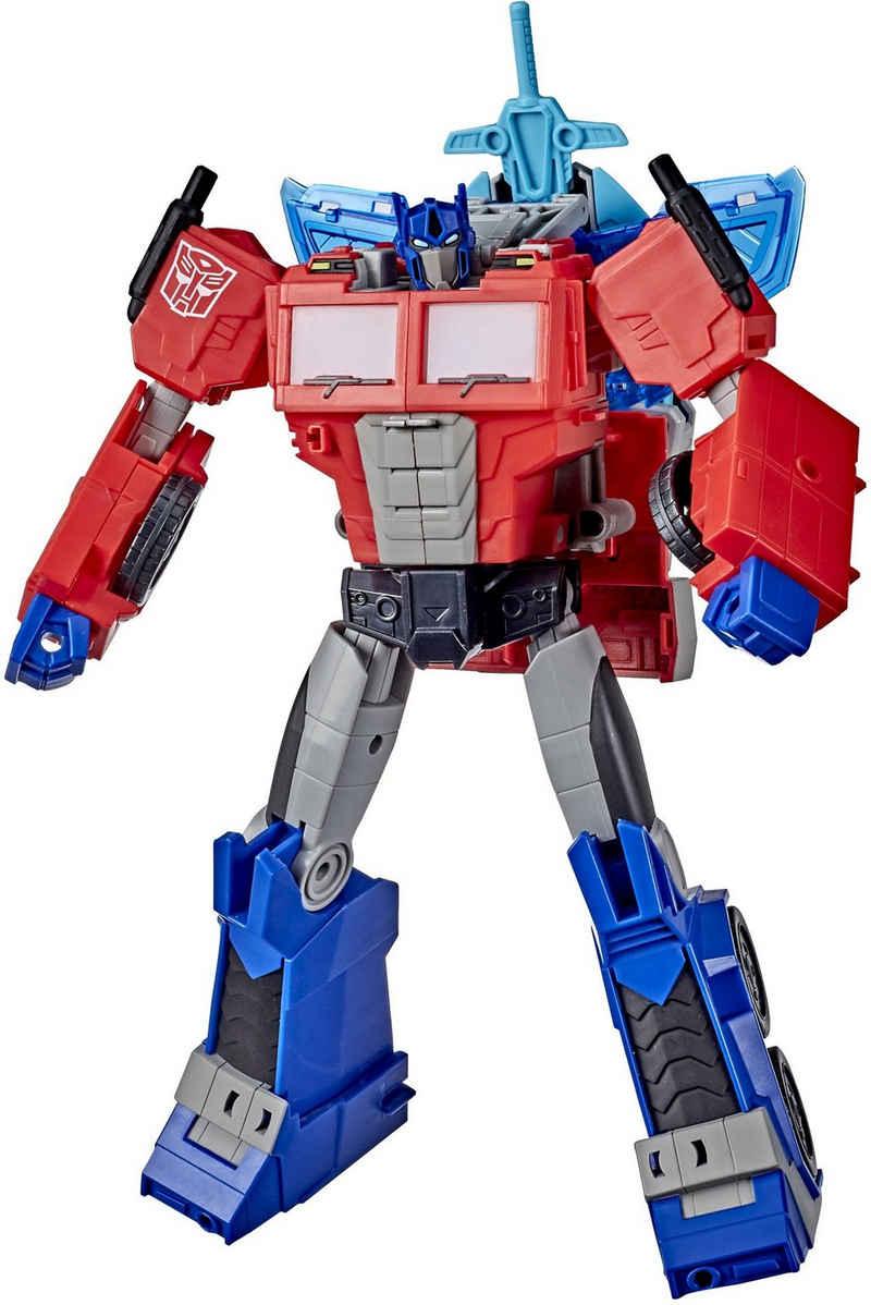 Hasbro Actionfigur »Transformers Officer-Klasse Optimus Prime«