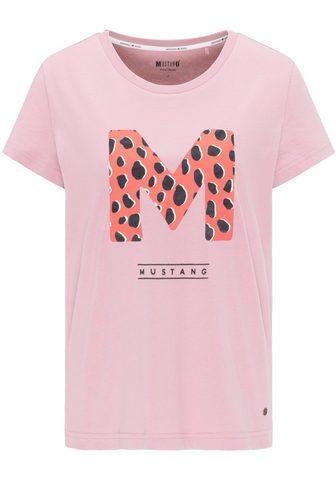 MUSTANG Marškinėliai »Alina C Print«