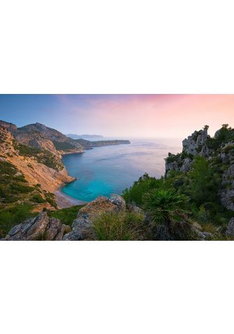KOMAR Fototapetas »Emerald Cove« Bahnbreite:...