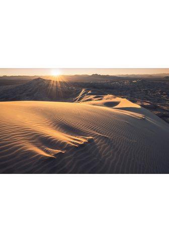 KOMAR Fototapetas »Mojave Heights« Bahnbrei...