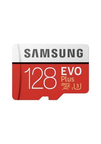 SAMSUNG MicroSD EVO Plus + SD adapteris »Geeig...