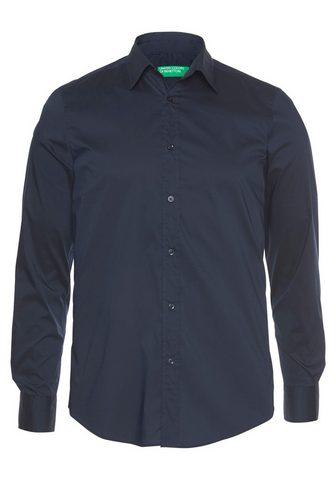 UNITED COLORS OF BENETTON Marškiniai ilgomis rankovėmis