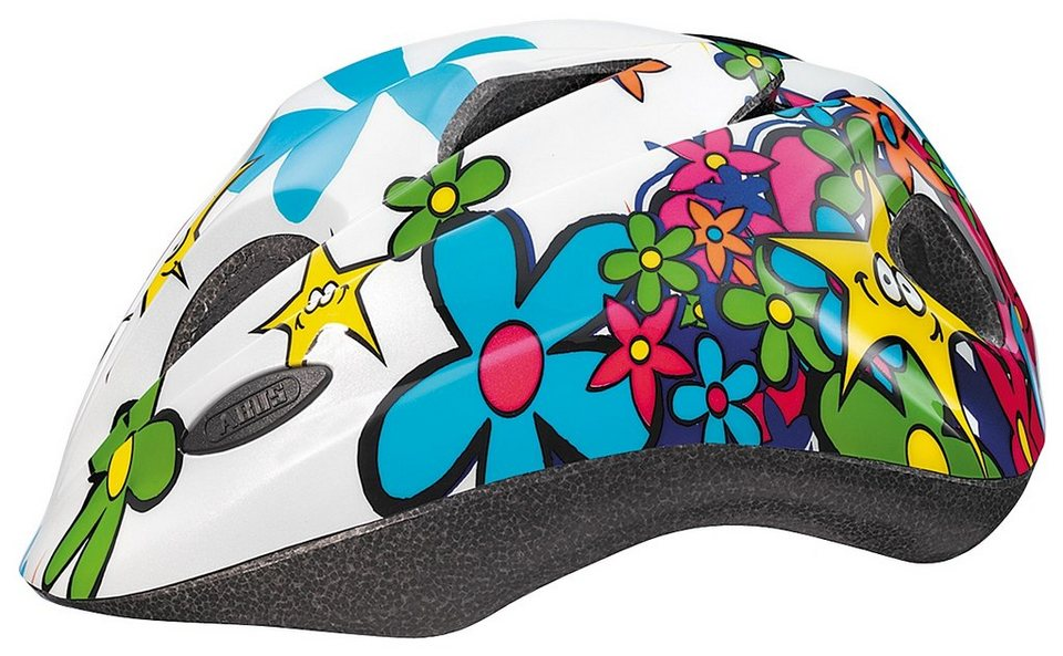 ABUS Fahrradhelm Chilly funny flower