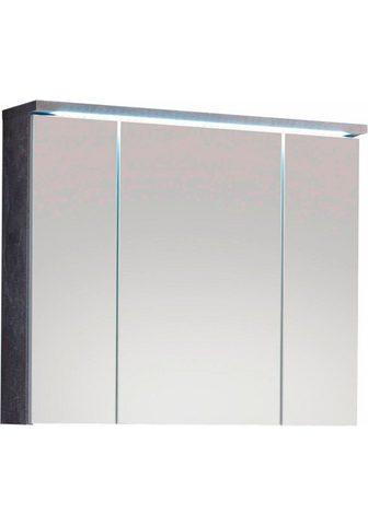 WELLTIME Spintelė su veidrodžiu »Pool« su LED a...