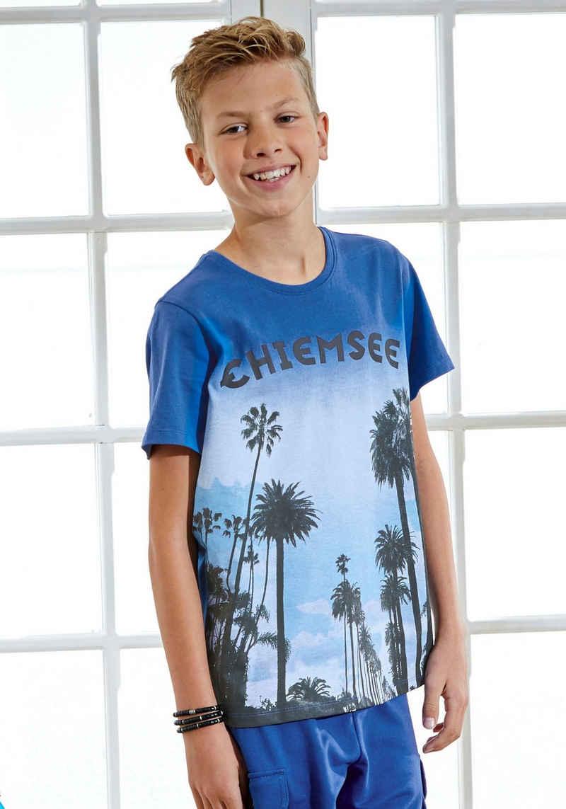 Chiemsee T-Shirt »Palmen«