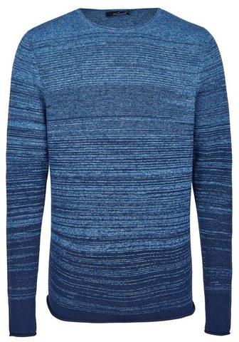 DANIEL HECHTER Modern forma megztinis