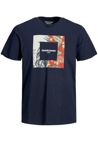 Jack & Jones футболка »TROPI...
