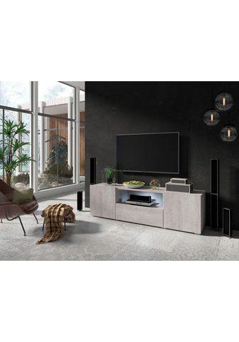 TRENDMANUFAKTUR TV staliukas »DELOS«